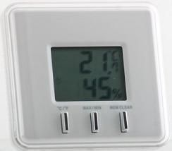 Digitale hygrometer - thermometer