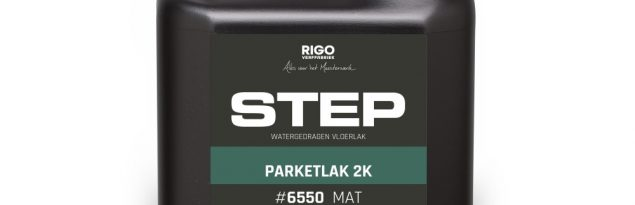 STEP Parketlak 2K 6550 Mat 4L